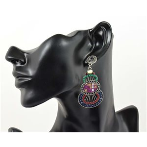 1p Earrings ATHENA TOP Ethnic Collection Summer 69420