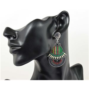 1p Earrings ATHENA TOP Ethnic Collection Summer 69432