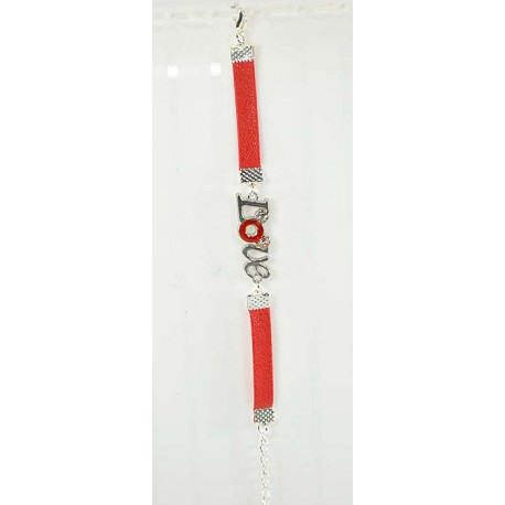 New Bracelet Love Mode Skai L21cm 60833