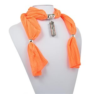 Collier Foulard Bijoux Polyester New Collection 70947