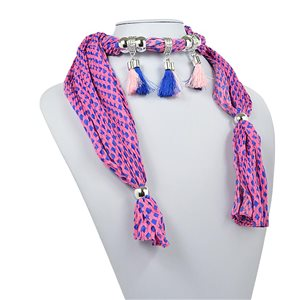 Foulard Bijoux Polyester New Collection 70950